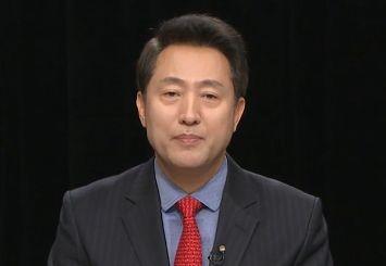 """""""5·18 망언은 잘못"""" 황교안·오세훈, 김진태 협공"""