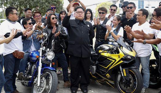 북미 회담 앞두고 태국에 등장한 김정은?