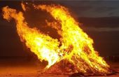 '달집 태우기' 하려다 폭발부산 사고 당시 상황 보니