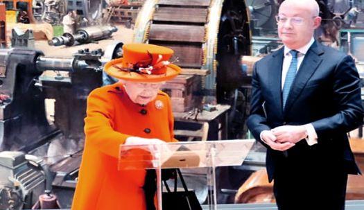 92세 엘리자베스 여왕의 첫 인스타그램 순간!