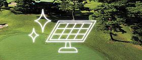 골프장 태양광 변신 땐 정부 신재생 목표달성