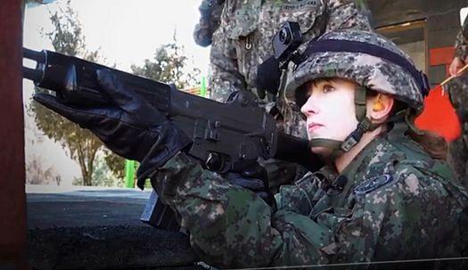 K-2소총 든 간호장교…삶을 포기하는 법도...