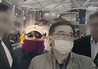 """김학의 치밀한 출국 계획? ···""""외모 비슷한 남성 앞세워"""""""