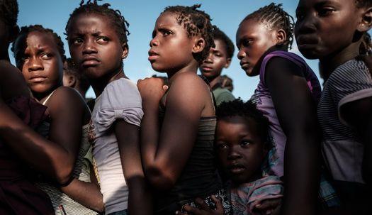 콜레라 창궐 모잠비크 , 하루 새  감염자 두배