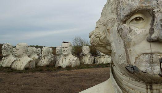 버려진(?) 43명의 미국 역대 대통령들