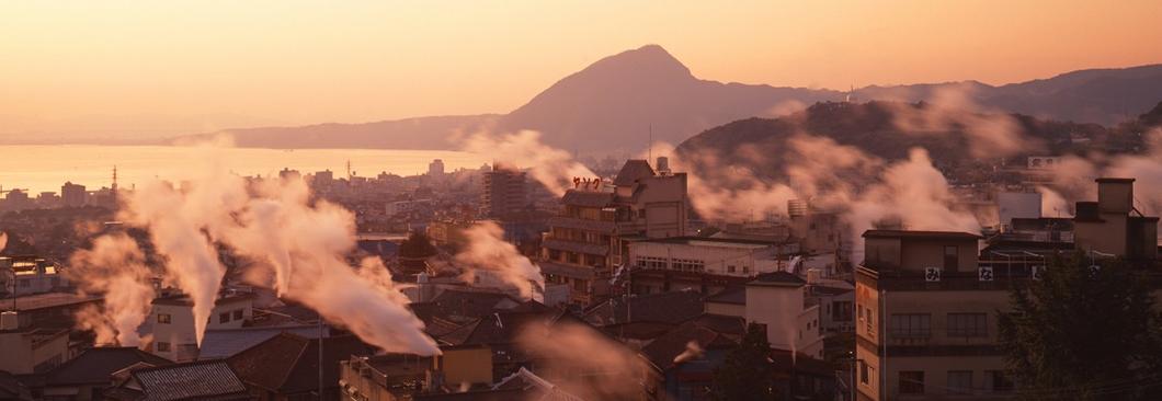 일본 벳푸 1박 35만여 원, 해외도시 1위
