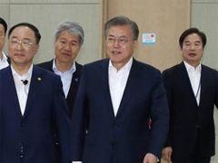 """북핵 해결 '9월 마지노선'···비건 """"나에게 시간이 없다"""""""