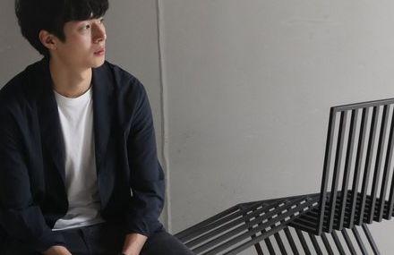 '미대 오빠' 김충재 디자인 의자 앉아보세요