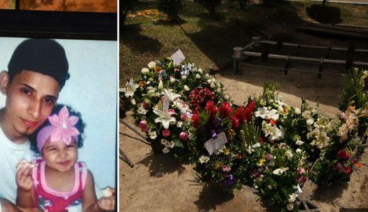 엘살바도로 이민자 부녀, 고국 땅에 묻혔다