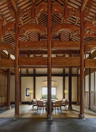 명·청 시대 집·녹나무 그대로…이것은 호텔인가 문화재인가