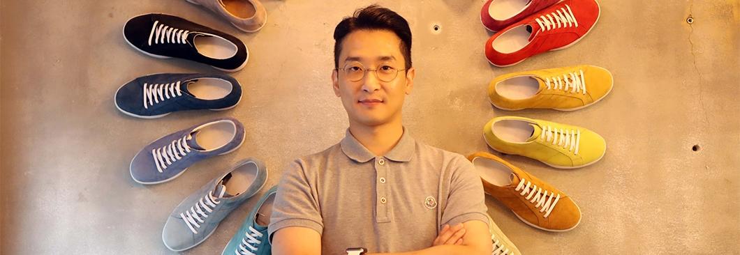 남 다름으로 판 바꾼 게임체인저 ⑦ 박기범 맨솔 구두 대표