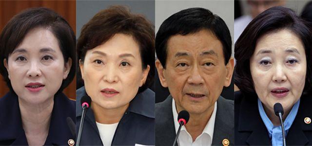 [단독] 민주당 물갈이 신호탄유은혜·김현미 총선 불출마