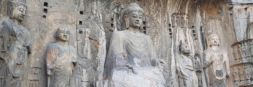 중국 정저우·뤄양·시안 여행