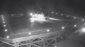 독도 CCTV 보니…사고 헬기 5분여간 환자 싣고 이륙