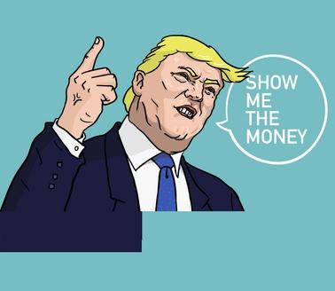 방위비 대체 몇 배?트럼프의 청구서