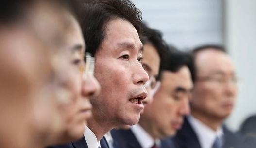 """민주당 '맞불 필리버스터' 예고 """"이제 우리의 길 가겠다"""""""