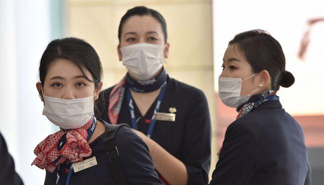 중국발 코로나바이러스 공포…전세계 확산