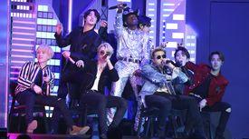 한국 최초로 그래미 어워즈 공연한 BTS