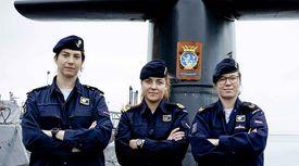 유럽은 잠수함 女함장 냈는데···한국은 유관순함에도 남자뿐