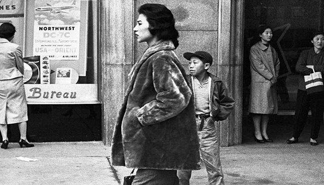 1950~60년대 서울, 이런 멋쟁이들이…