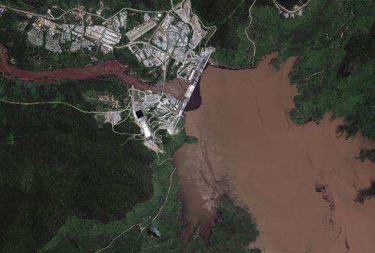 담수에만 4년 걸리는 나일강 초대형 댐, 이집트와 에티오피아 물싸움 격화