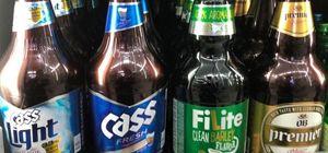 페트병, 소주는 투명한데 맥주는 왜 갈색일까