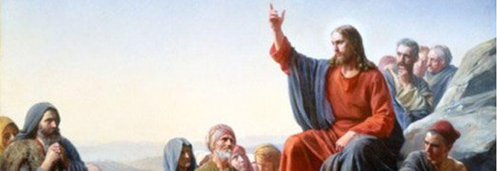 함무라비 법전 깨부순 예수