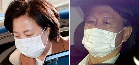 단독법무부 '옵티머스 감찰'尹 지검장때 변호사 출입 확인