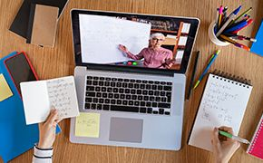 [톡톡에듀] 미국 공립학교 온라인 수업 체험기 1