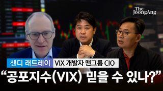 "[Global Money]리스크 관리의 핵심 ""공포지수(VIX)가 이상하다!"""