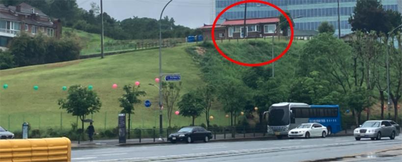 강남 10차선 대로옆 3600평 전원주택의 비밀