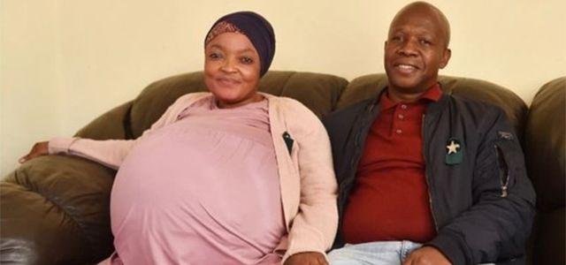 세계 첫 열쌍둥이 가짜였나남아공 산모, 정신병동 입원
