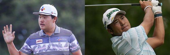한·일 남자 골프 간판…임성재 VS 마쓰야마 히데키