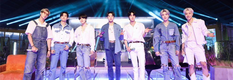 BTS, 10주째 빌보드 1위 점령